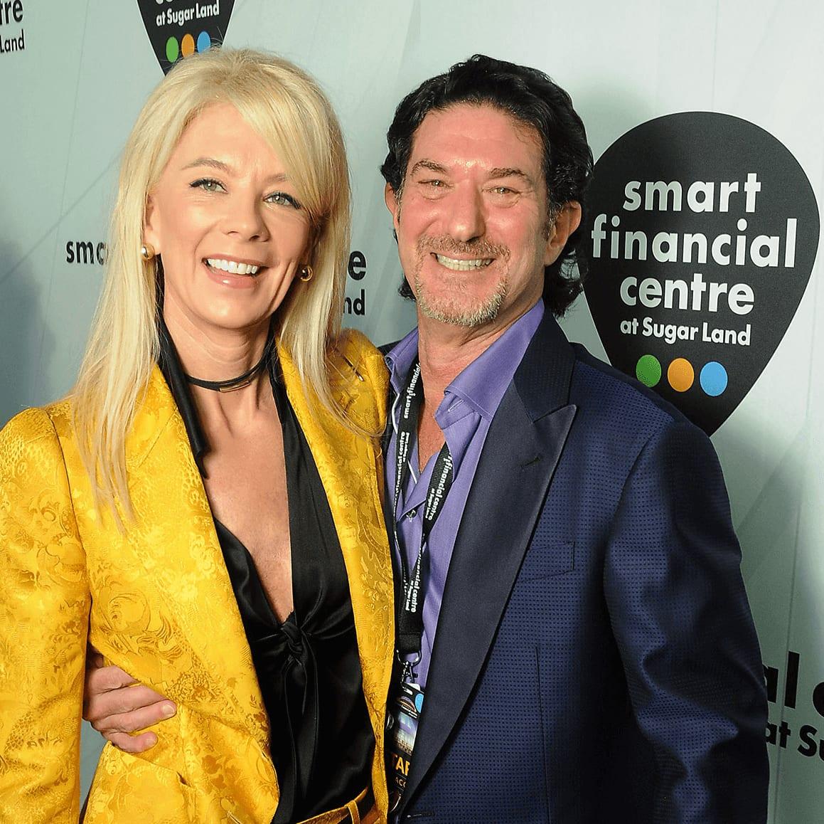 Smart Financial Centre opening Tama Lundquist, Gary Becker