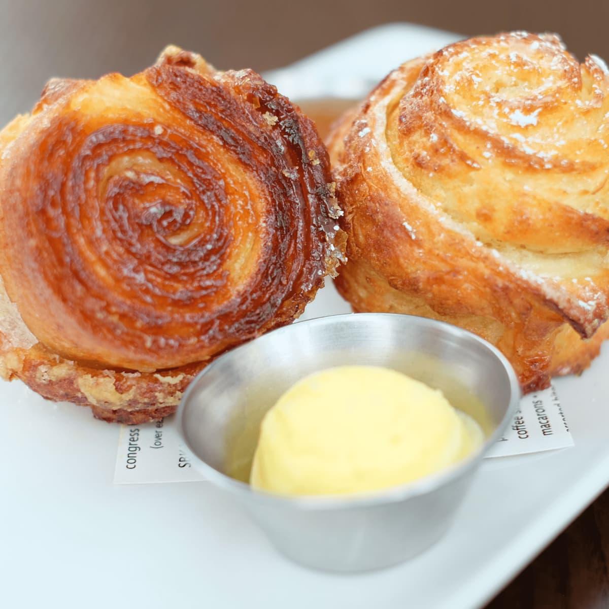 Second Bar and Kitchen Austin restaurant brunch pastry