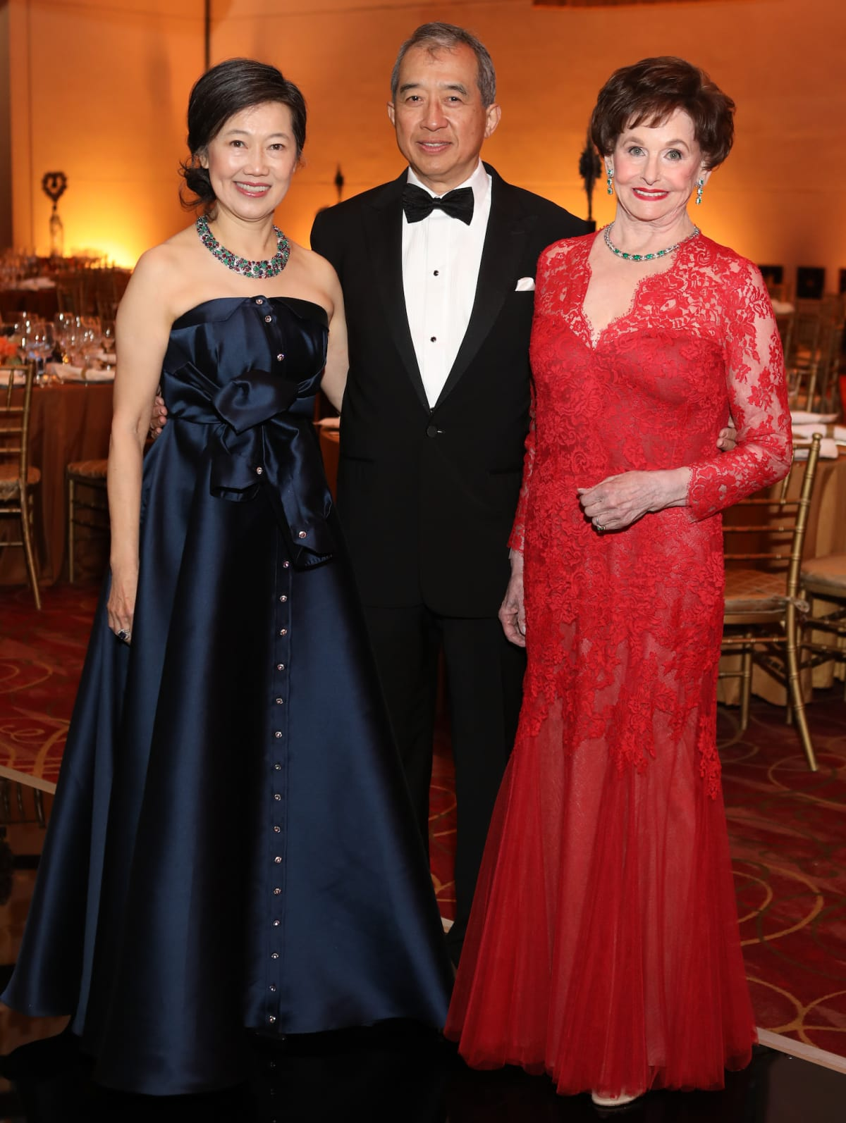 Houston, Ballet Ball social story, March 2017, Anne Chao, Albert Chao, Ann Trammell