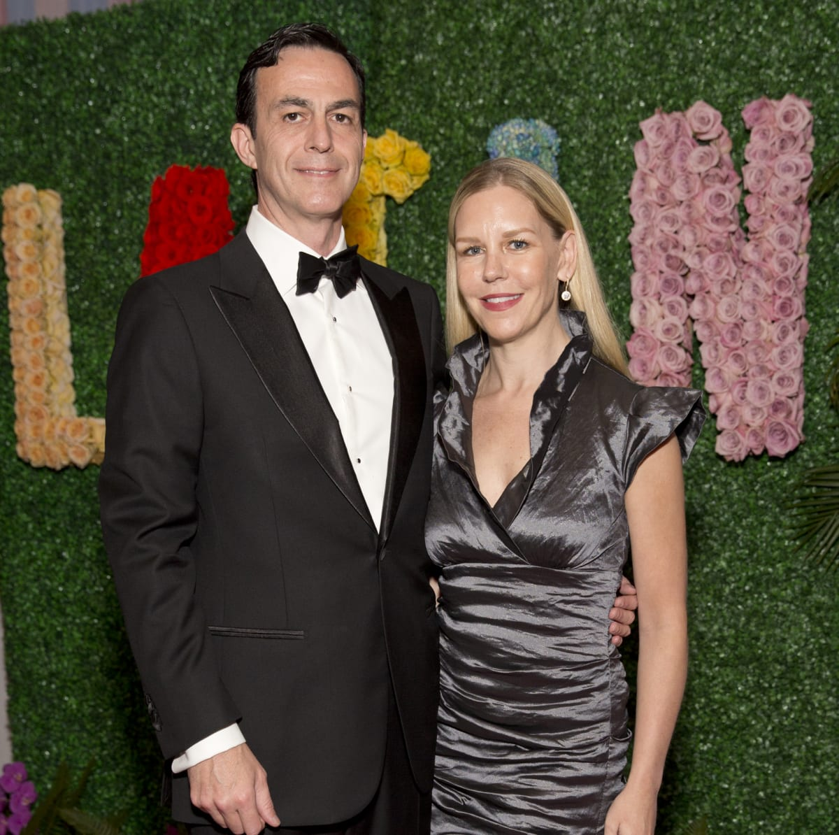 Marcos and Marilyn Basso at Latin American Experience Gala