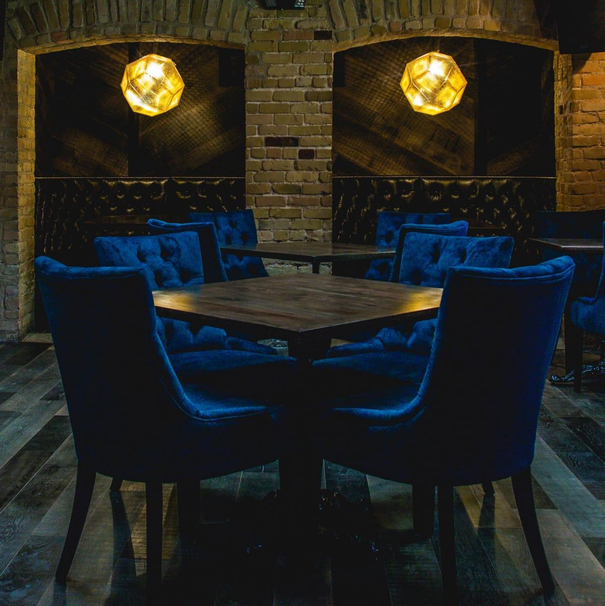 Sophia's restaurant Austin interior