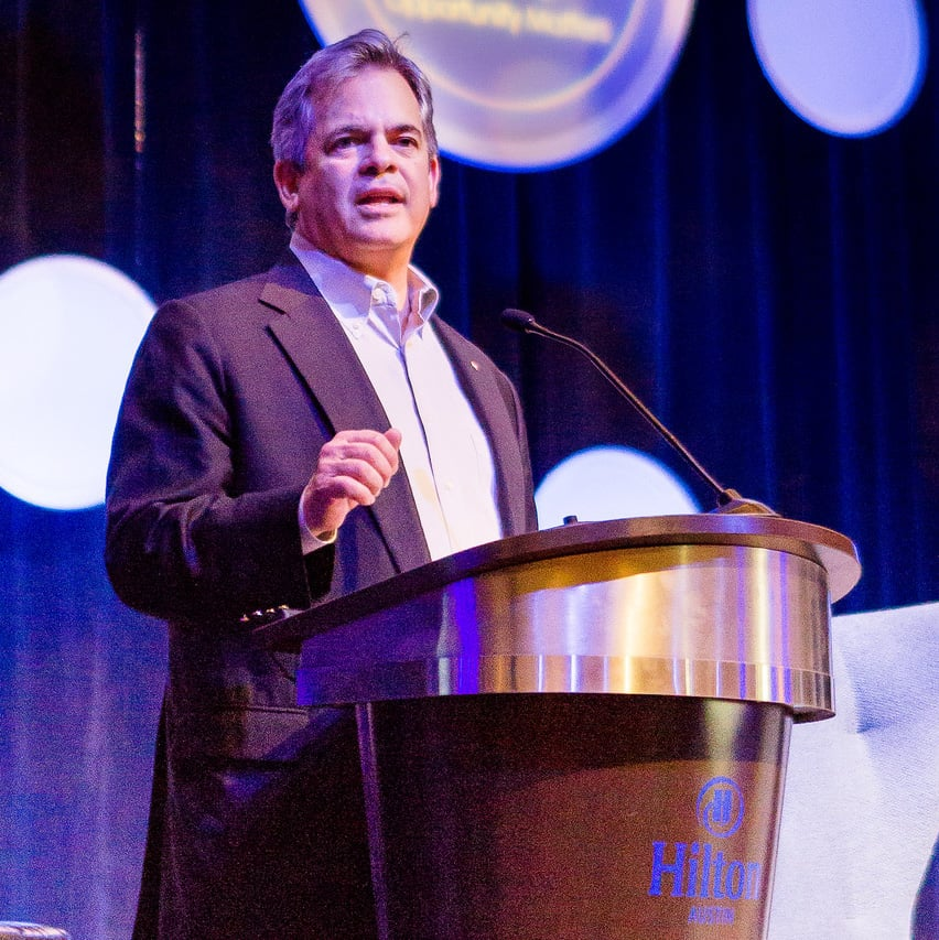 Andy Roddick Foundation Opportunity Matters Luncheon 2017 Mayor Steve Adler