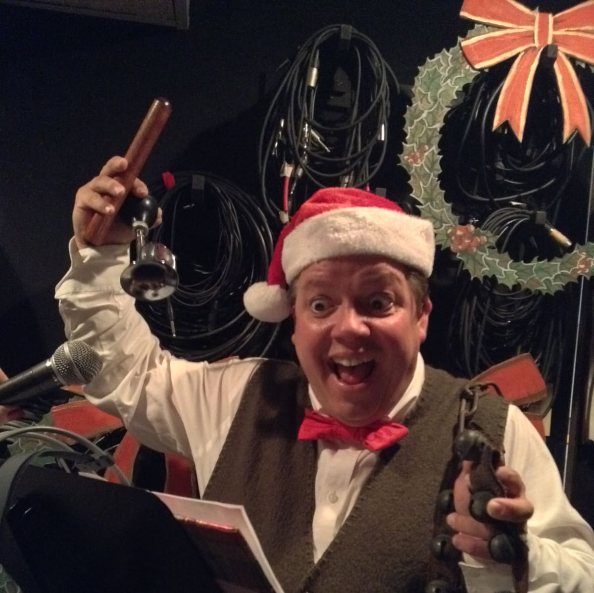 Christmas Carol: The Radio Play