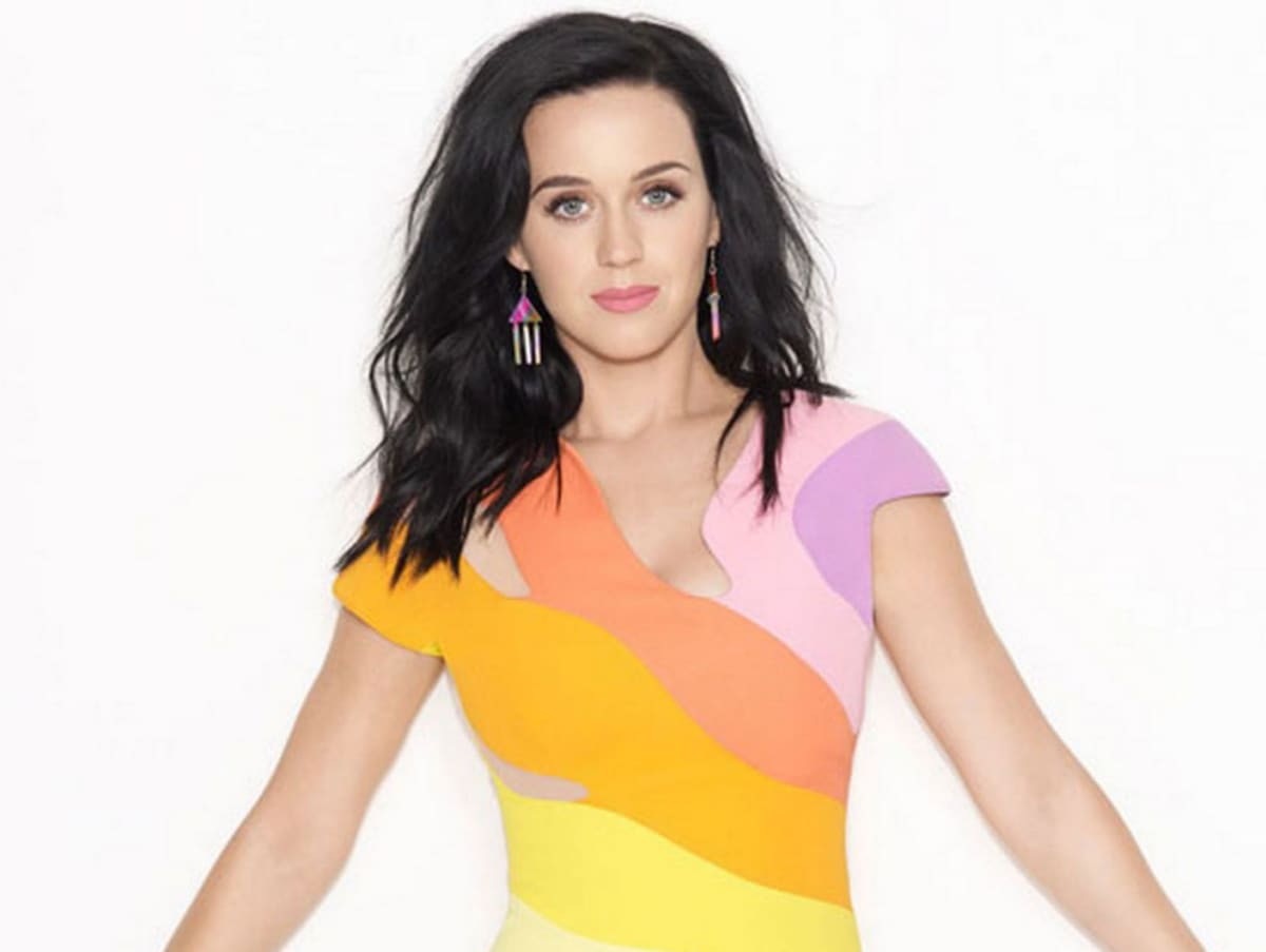 """Katy Perry in concert """"Prismatic World Tour"""""""