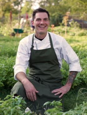 Chef Matt McCallister of FT33 in Dallas