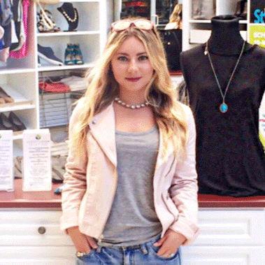 Lauren-Ashley Spencer People StyleWatch