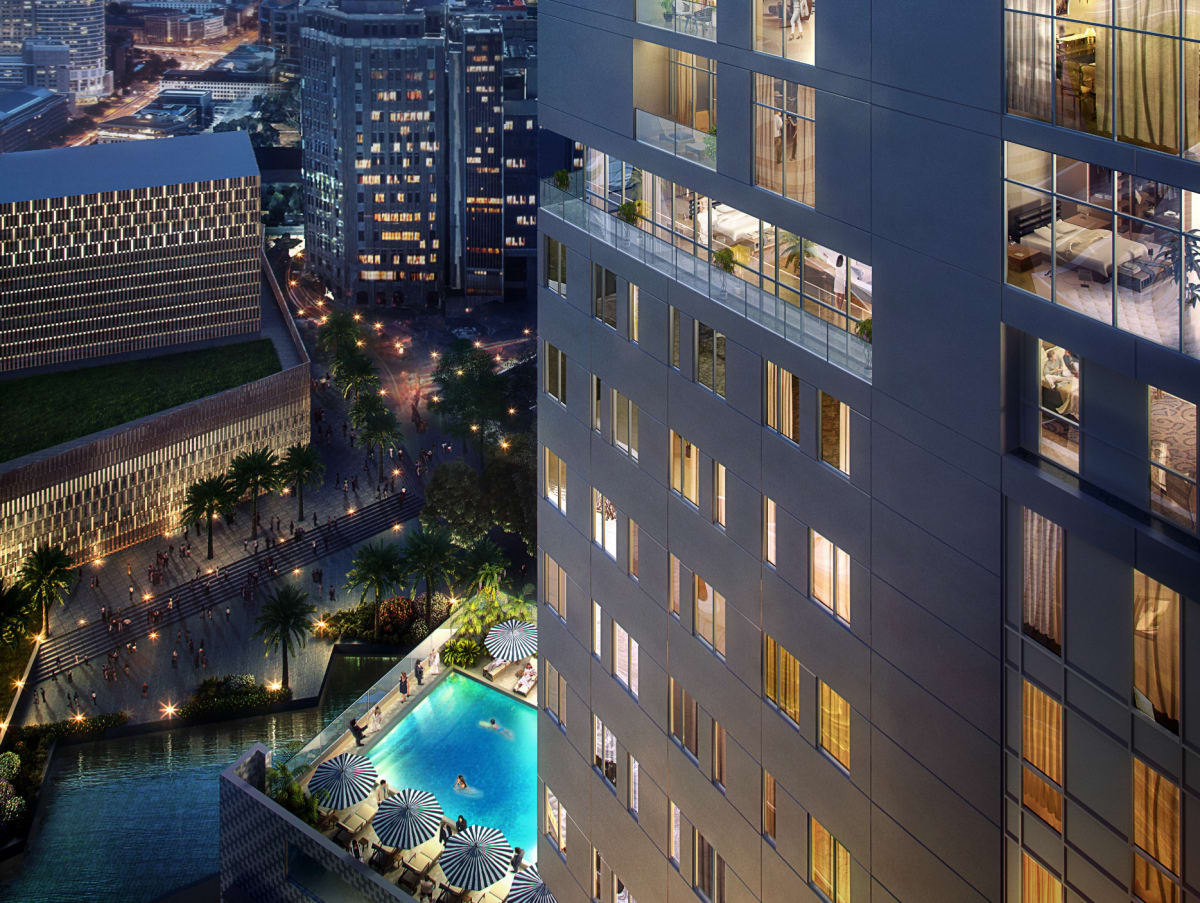 New Luxury Hotel And Residences Coming To San Antonio S
