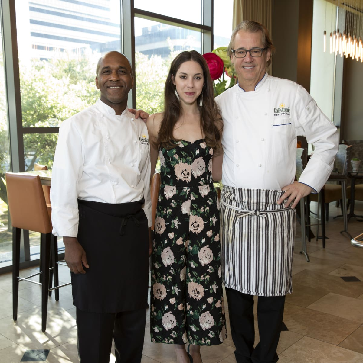 Houston, Houston Ballet's Raising the Barre, A Dinner in Four Acts, May 2017, Elliott Kelly, Katharine Precourt, Robert Del Grande