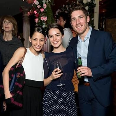 Houston Ballet in Australia, 6/17 Karina Gonzales, Eloise Fryer, Joseph Chapman