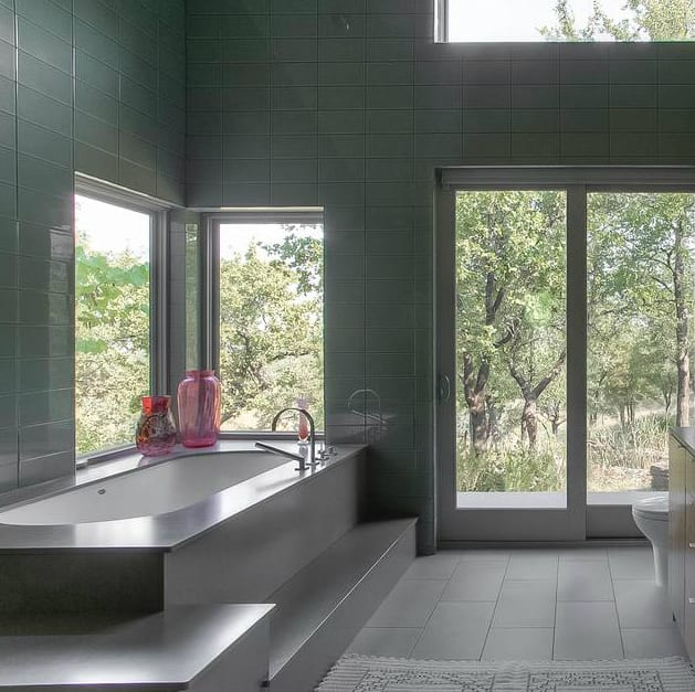 Rocking W Ranch Master Bath