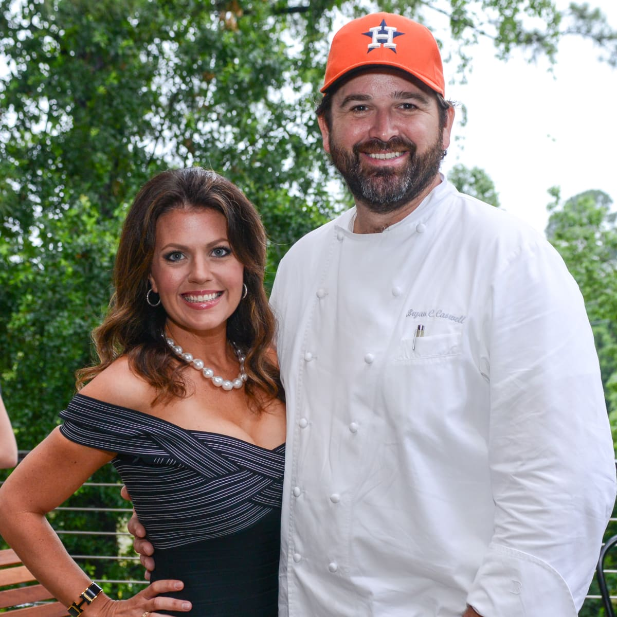 Recipe For Success 10th anny dinner, 5/16  Jennifer Caswell, Bryan Caswell