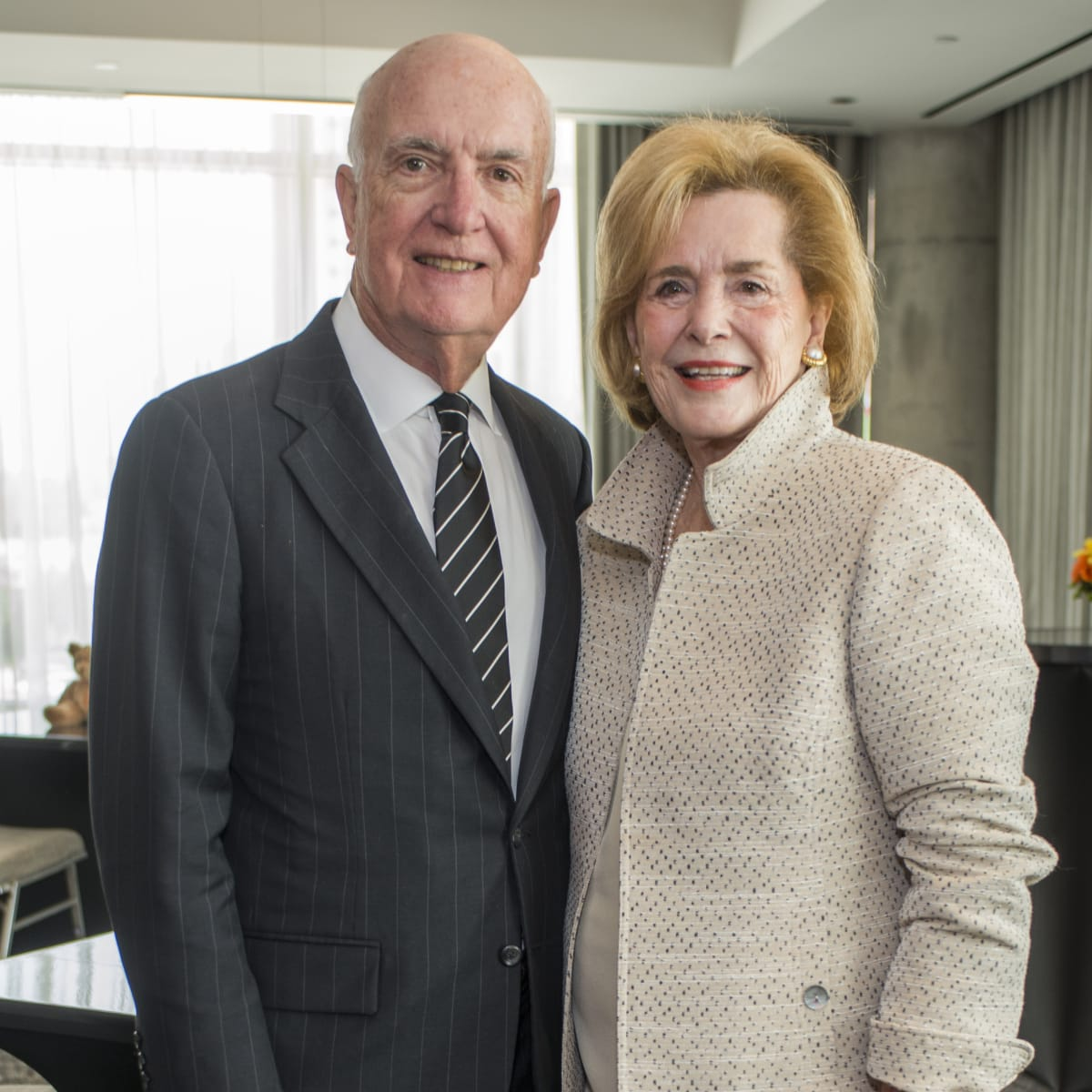 Houston, DePelchin Children's Center Families for Kids Luncheon, May 2016, Tom Powers, Pat Powers