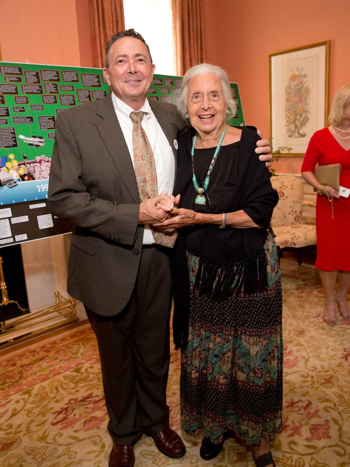 Houston, Bayou Preservation Association Anniversary Luncheon, May 2016, Robert Rayburn, Terry Hershey