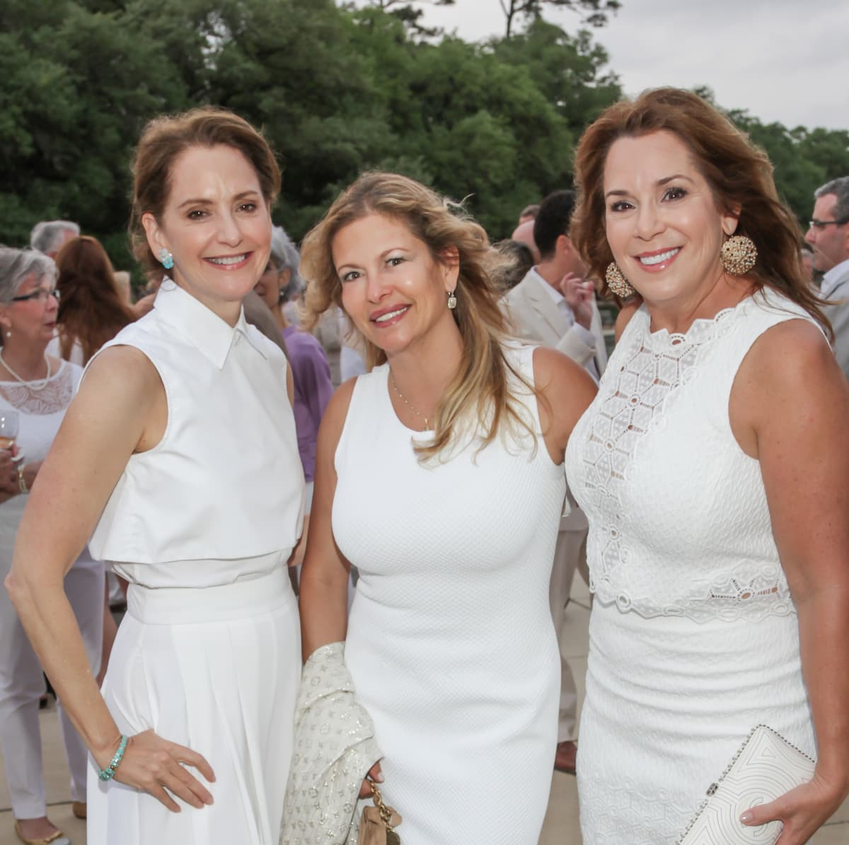 Hermann Park Evening in the Park 5/16, Laurie Morian, Rose Capobianco, Cherie Flores