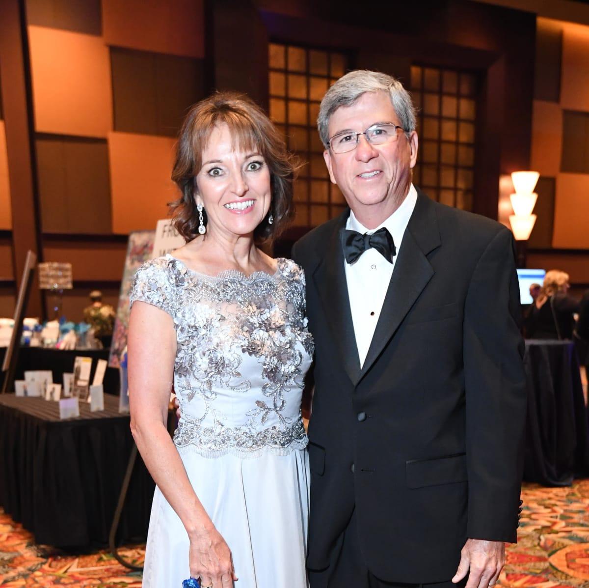 JDRF Gala, 5/2016 Judy Morgan, Bob Morgan