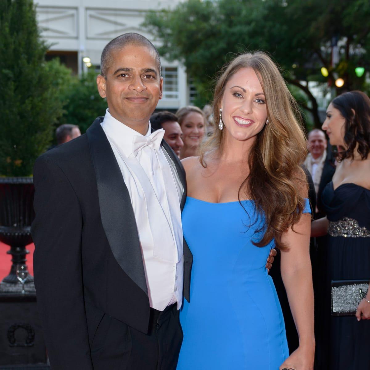 Houston Grand Opera Ball, April 2016, Happy Alegarsamy, Tiffany Alegarsamy