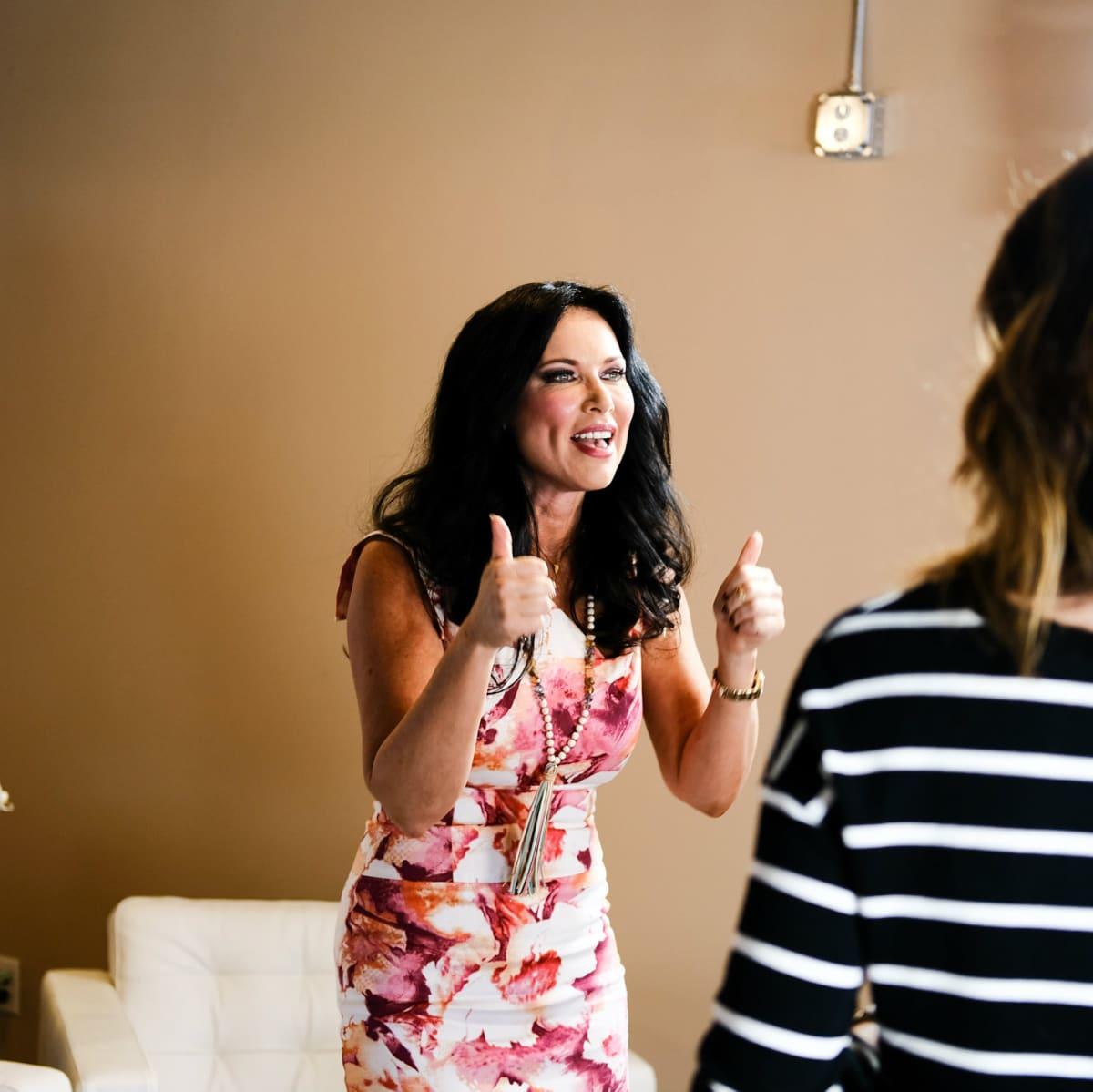 Real Housewives of Dallas LeeAnne Locken