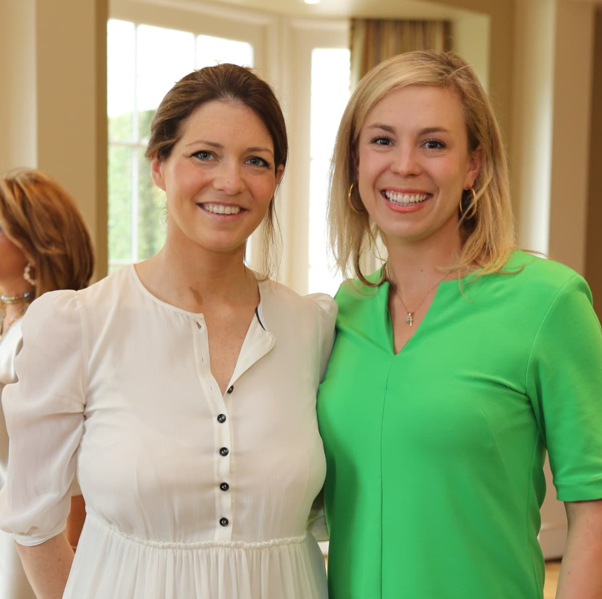 Friends of Nursing, April 2016, Brigid Fitzpatrick, Ashley Alexander