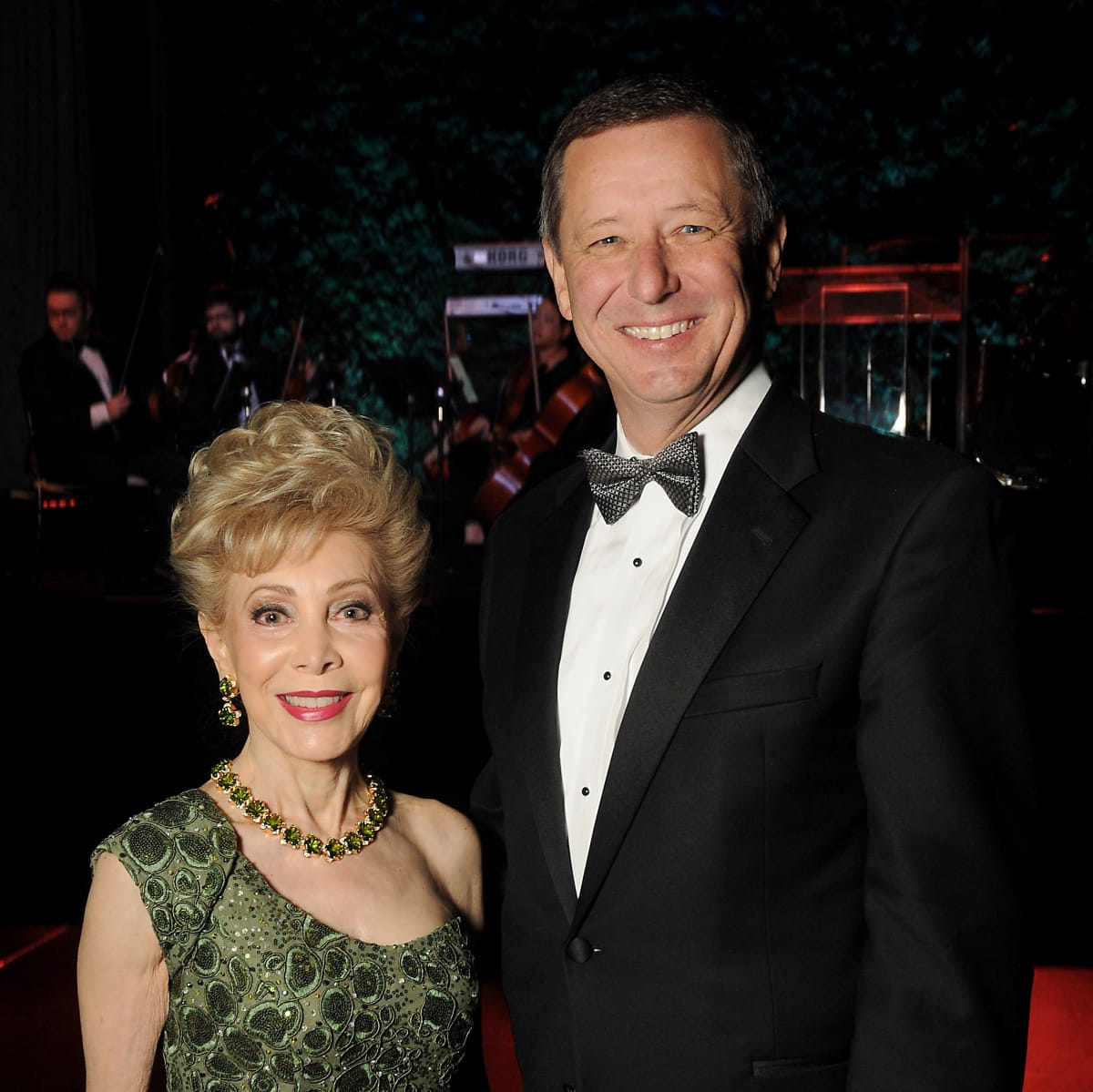 Discovery Green, Gala on the Green, Feb. 2016,  Margaret Alkek Williams, David Wuthrich