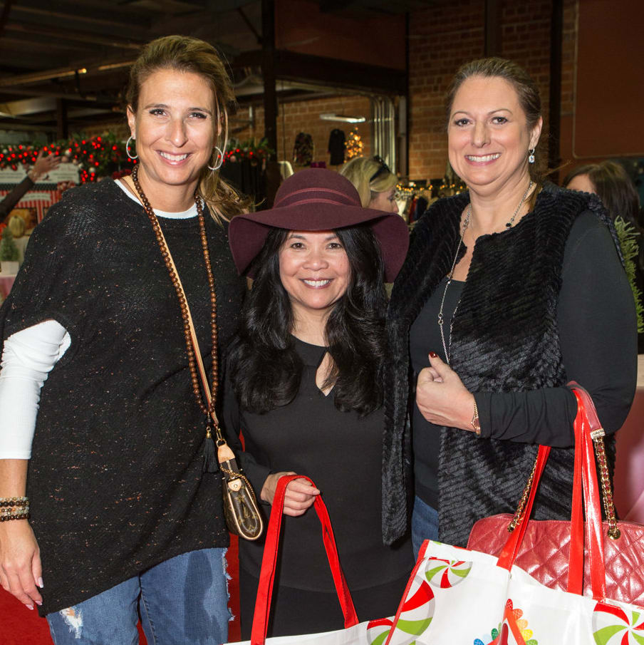 Diana Hamilton, Nancy Gopez, Michelle Meadows