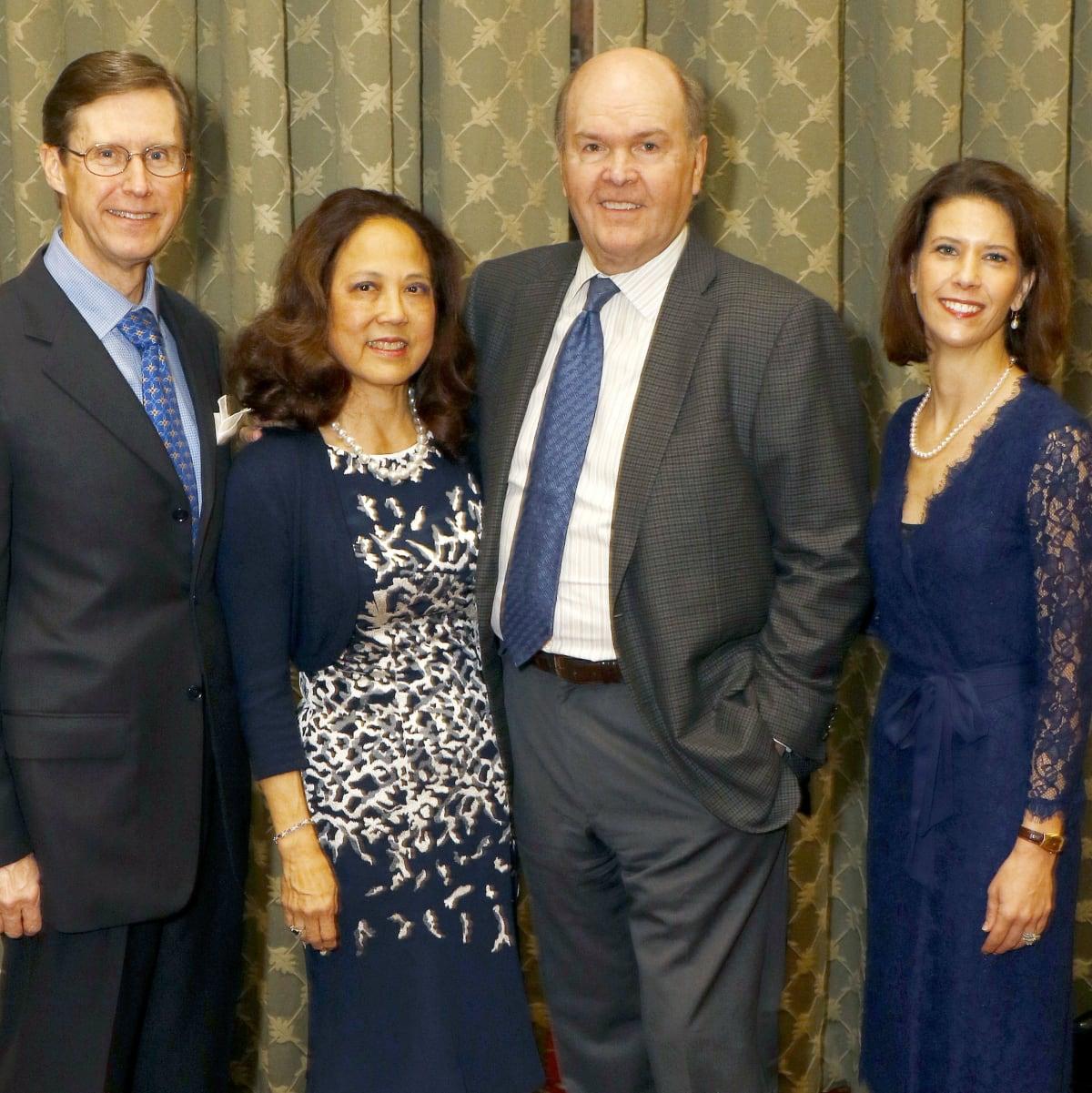 James Sakett, Dr. Kimberly Yamanouchi, Mark Craig, Sarah Fletcher