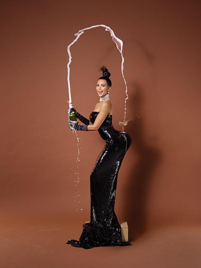 Kim Kardashian Break the Internet