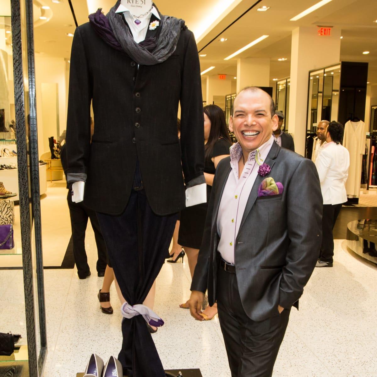 Houston Stylemakers 2015 Alex Martinez