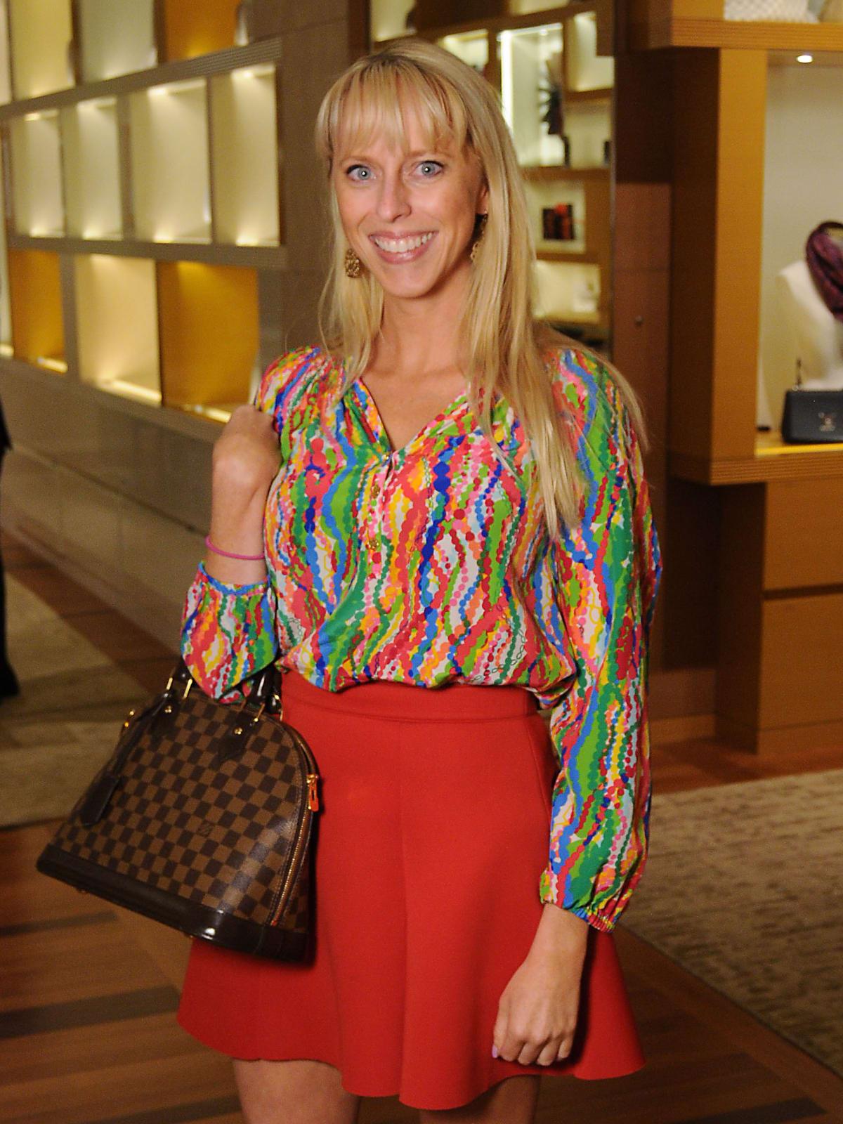 Houston, Louis Vuitton Alley Theatre Salute, September 2015, Lauren Swenson