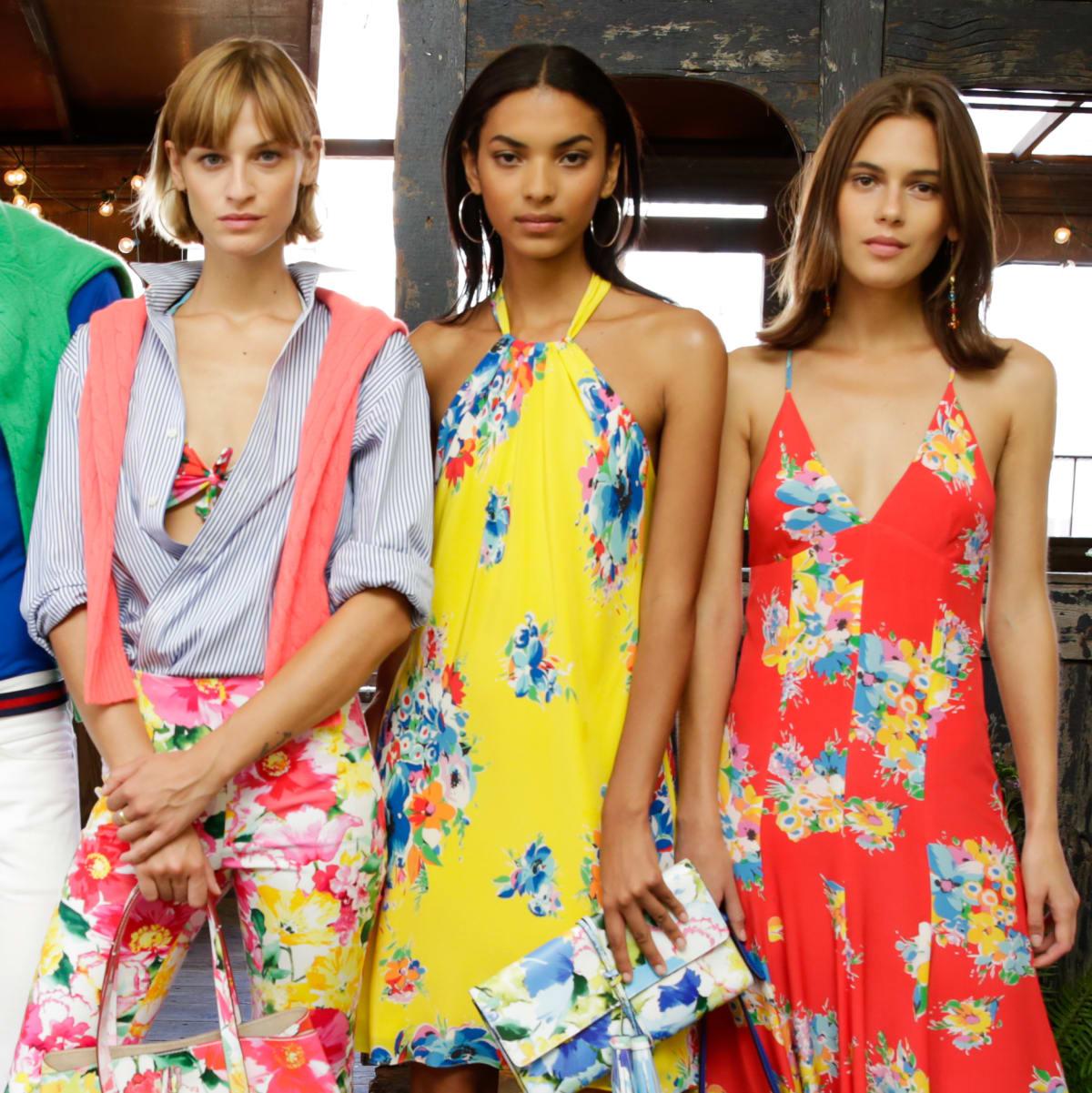 Polo Ralph Lauren spring 2016 presentation at New York Fashion Week