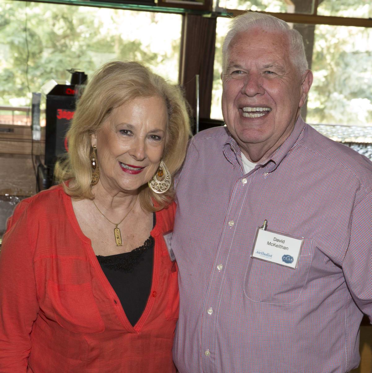 Houston Methodist in Aspen, July 2015, Mary Ann and David McKeithan