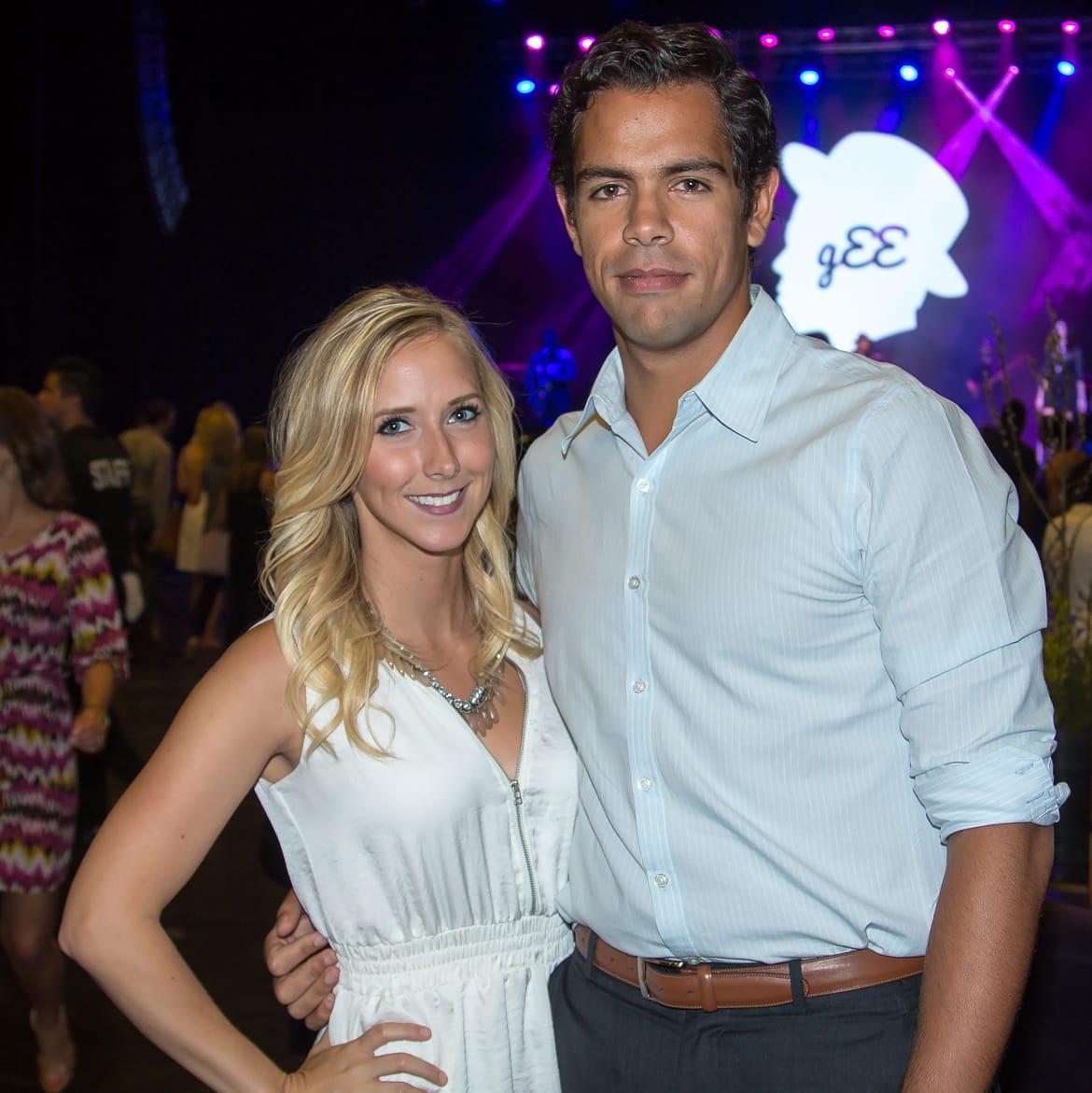 Jenna Baker, Luis Martinez