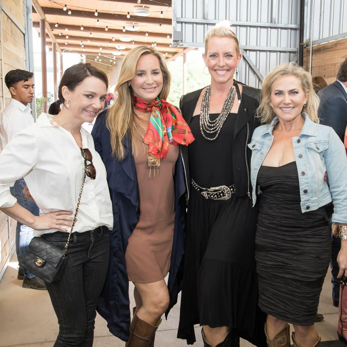 Sara Wilkins, Brit Harless, Gretchen Darby, Abra Garrett
