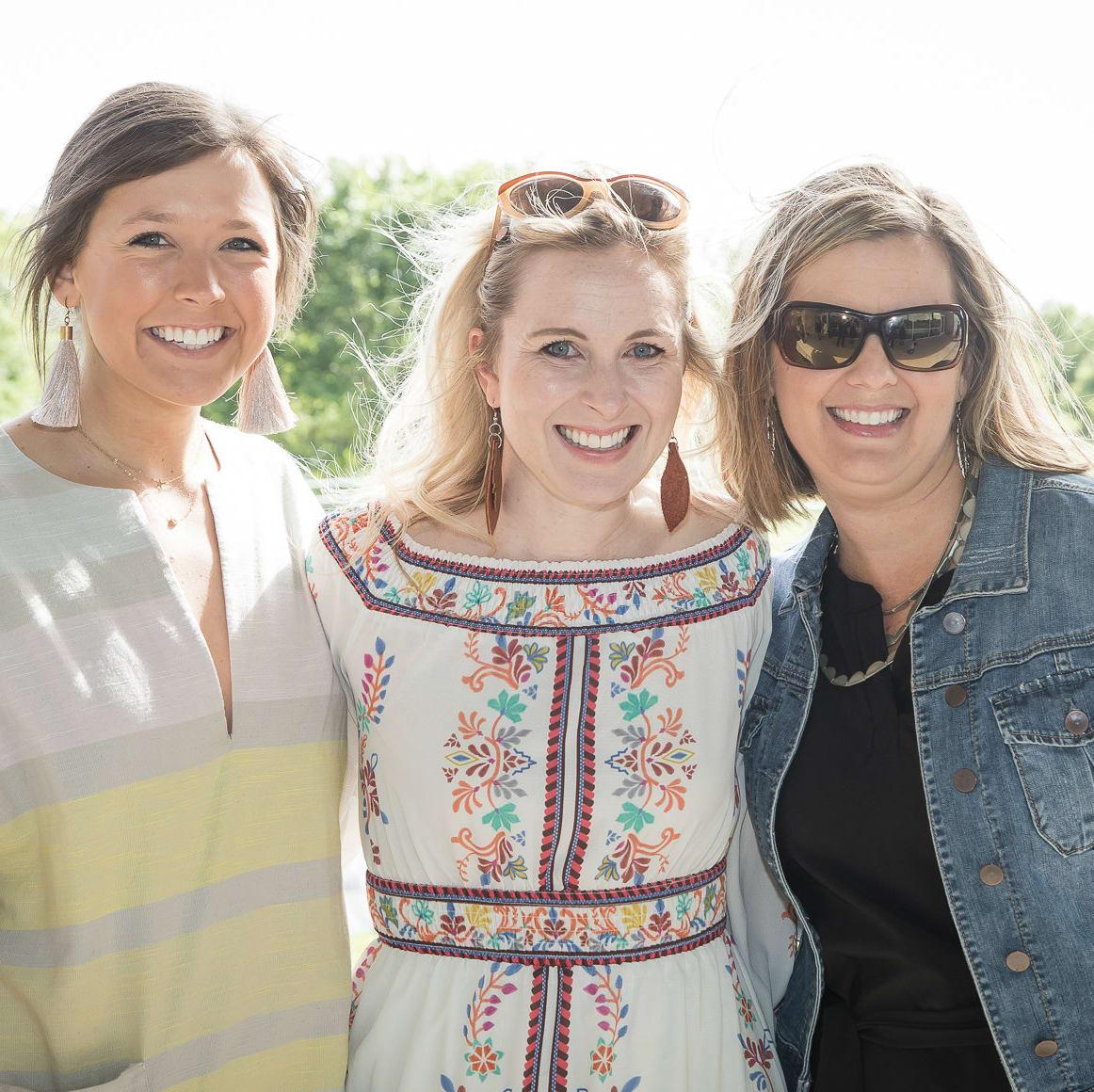 Anne Banks Blackwell, Elizabeth Cornelius, Jennifer Hemingson