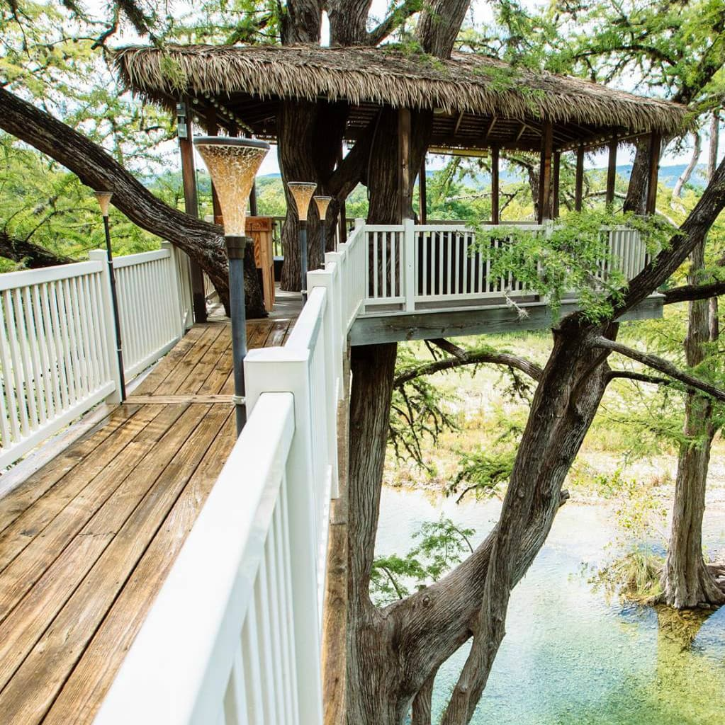 Frio River Treehouses