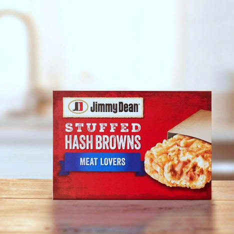 Houston, Ken Hoffman, June 2017, Meat Lovers Stuffed Hash Browns