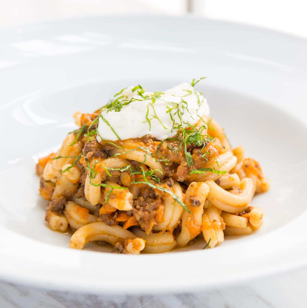 One Fifth Romance Languages duck heart bolognese