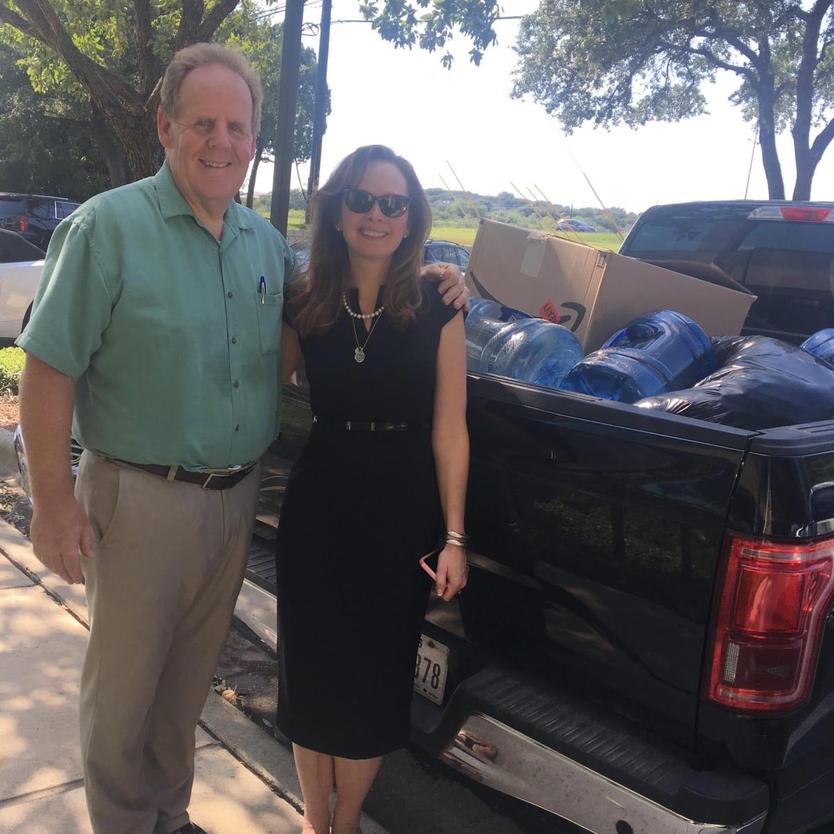 Mega Relief in Houston
