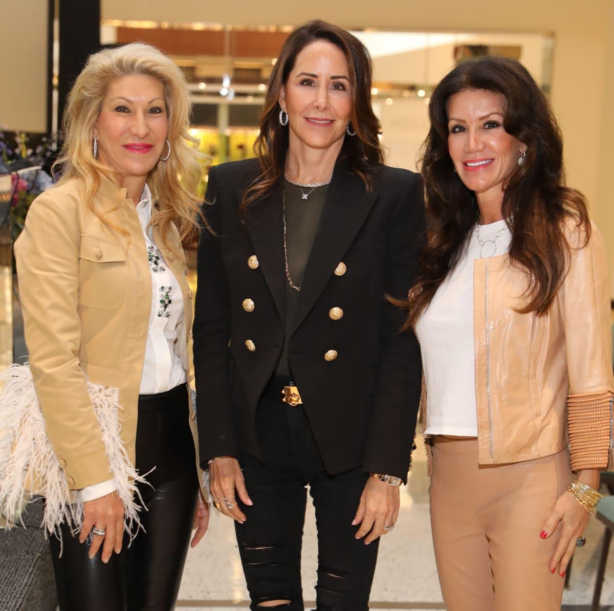 Houston, Decorative Center Houston Fall Market, November 2017, Rosemary Roth, Liz Glanville, Paula Fyhr