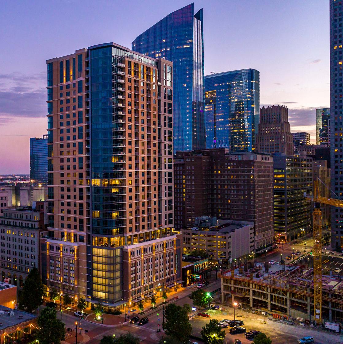 Houston, Aris Market Square, December 2017, Aris Market Square