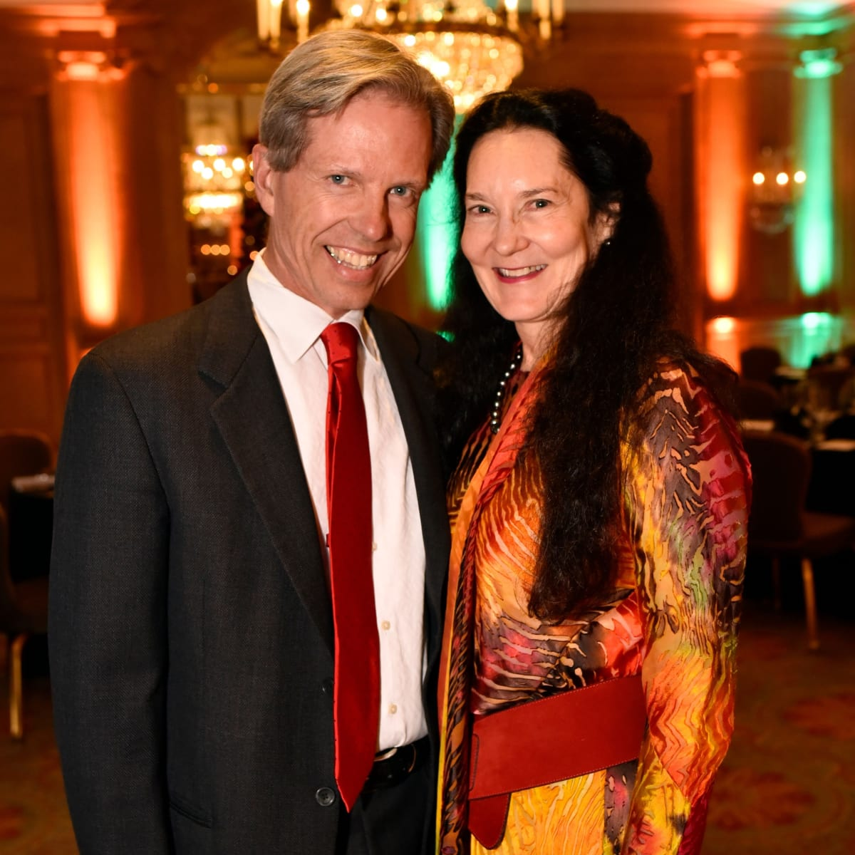 FWOpera Artistic Director Joe Illick, Gina Browning, FW Opera Dinner with the Stars