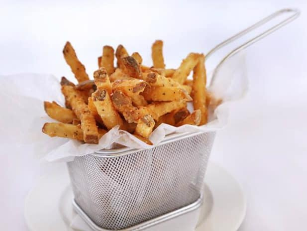 Hyde Park Bar & Grill french fries 2015