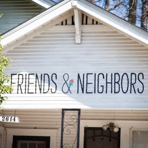 Friends & Neighbors East Austin store