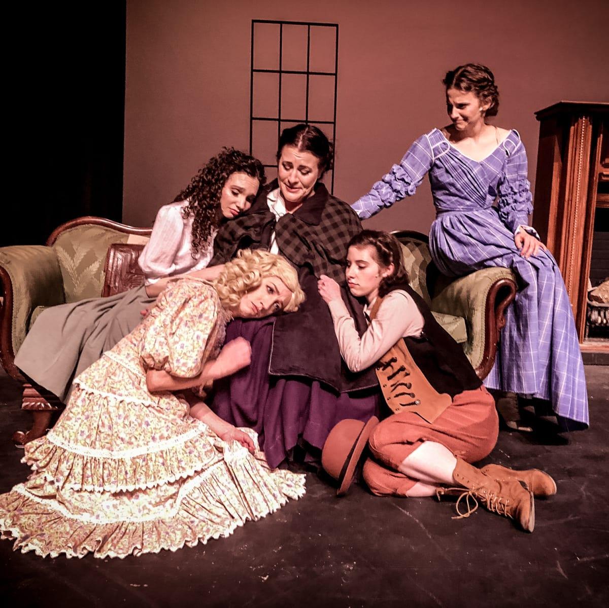 Playhouse San Antonio presents <i>Little Women</i>