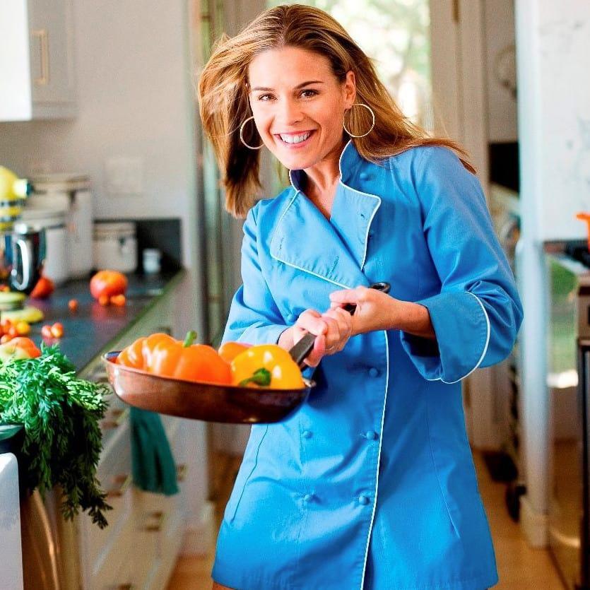 News_Cat Cora_in kitchen