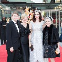 Frank Winspear, Ellen Winspear, Katherine Winspear