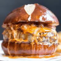 Emily Brooklyn burger