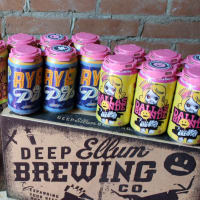 Deep Ellum Brewing Cans for Cans