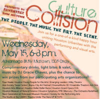 Culture Collision Presented by Advantage BMW Midtown