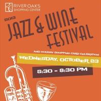 River Oaks Shopping Center's 2013 Jazz and Wine Festival
