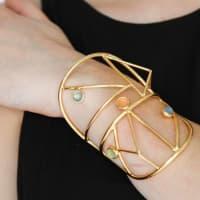 Nina Berenato Jewelry bracelet cuff